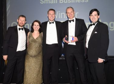 CTS Wins At The Business Masters Awards