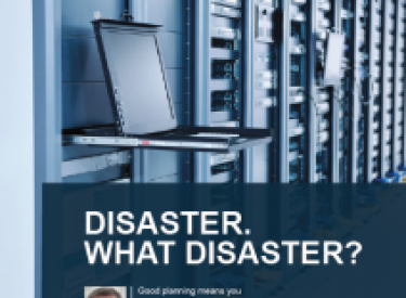 Disaster Recovery and Planning – Don't Get Caught Short
