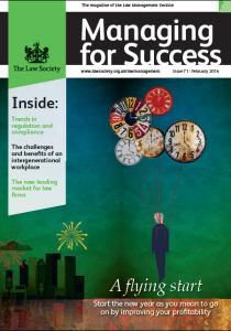 Managing For Success - February 2016