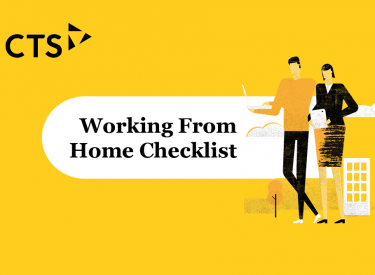 Working From Home Checklist – Infographic