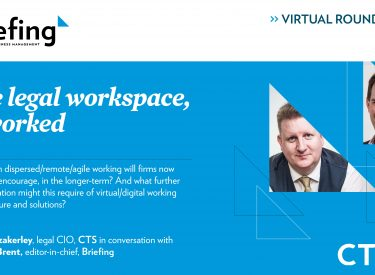 The Legal Workspace, Reworked | Briefing Webinar – Watch Now